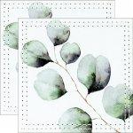 【コースター】ヴェルト デコル 〜テーブルウェア シリーズ〜 「コースター2枚セット(ユーカリA)」ゆうパケット