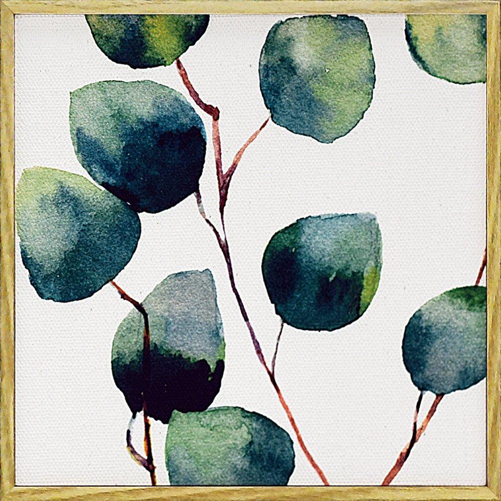 【キャンバス画】モダン キャンバスアート 〜ヴェルト デコル シリーズ〜「ユーカリ(Sサイズ)」