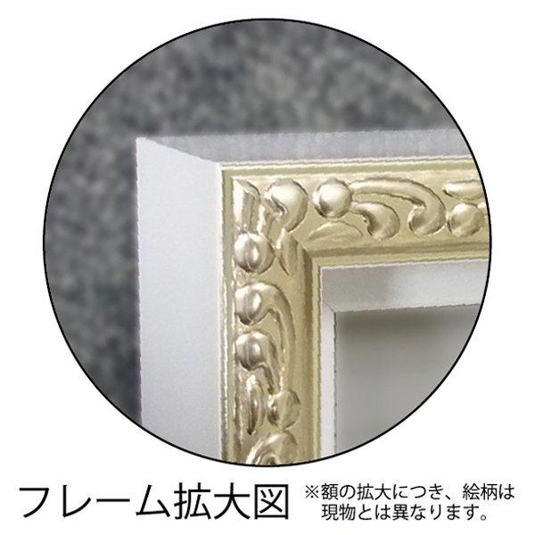 【絵画 油絵】オイル ペイント アート「ビューティフル ライフ(Mサイズ)
