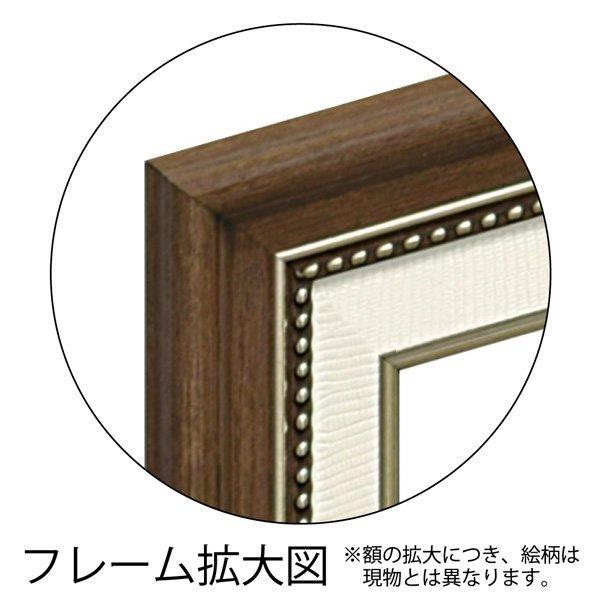 【絵画】ローラ ゴールド「レイニーデイ ガーデン」