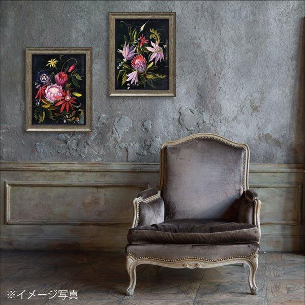 【絵画】ジュリア プリントン「フラワー ショー2」
