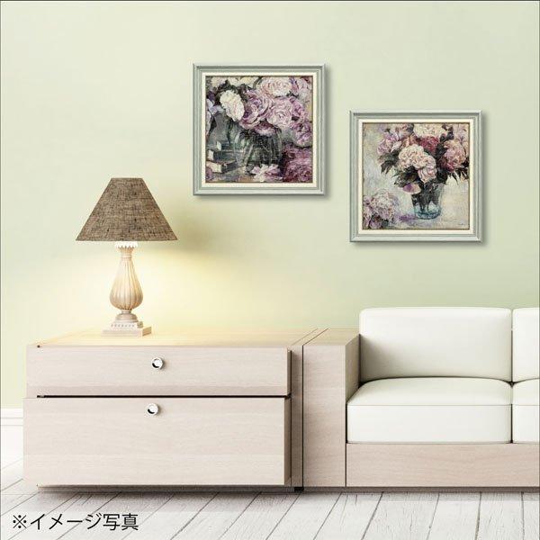 【絵画】マティーナ セオドシウ「イングリッシュ カントリーサイド ブーケ」