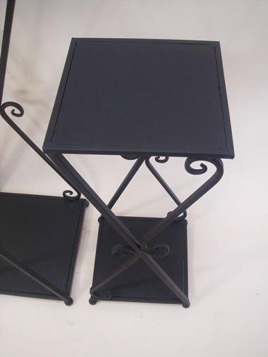 【花台】プラントスタンド 花台 ランプテーブル 2個セット インテリア 壁掛け アート モダン おしゃれ シンプル モダン アジアン アンティーク
