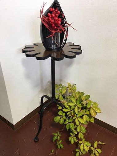 【花瓶】モダンテイスト アイアンフラワーベース(花瓶) インテリア 壁掛け アート モダン おしゃれ シンプル モダン アジアン アンティーク