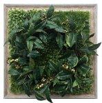 《グリーンフレーム》Shibafu Wreath 4(芝生 リース4)