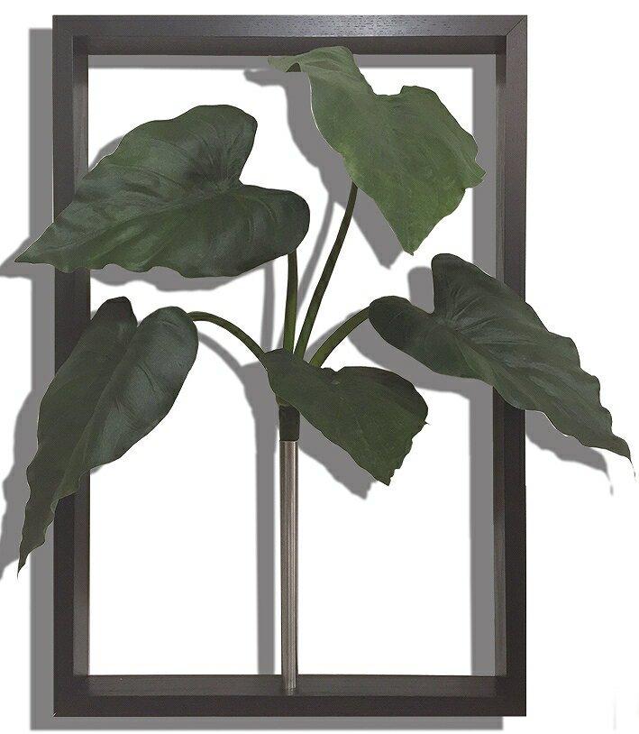 《リーフパネル 絵画》F-style Tuinie Calocusia Leaf(エフスタイル ツイーニー コロカシアリーフ)