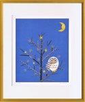 《絵画》米澤 彩 星のなる木