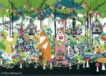 《絵画》Kayo Horaguchi Nextday 1(ホラグチ カヨ ネクストデイ1)