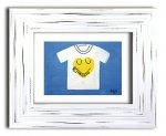 《アートフレーム》Koji Toyada  T-shirts(豊田弘治 Tシャツ)