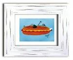 《アートフレーム》Koji Toyada  Hotdog(豊田弘治 ホットドッグ)