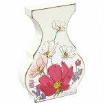 【花瓶】ベース スタイル アート「フラワー(コスモス)」