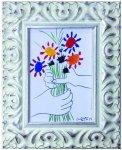 《名画》 ピカソ ブーケ (Famous Artist Mini Picasso Bouquet)