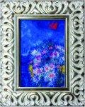 《名画》 シャガール 赤い鳥 (Famous Artist Mini Chagall The Red Bird)