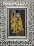 《名画》 クリムト 接吻 (せっぷん) (Famous Artist Mini Klimt The Kiss)