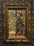 《名画》 クリムト 抱擁 (Famous Artist Mini Klimt The Accomplishment)(ゆうパケット)