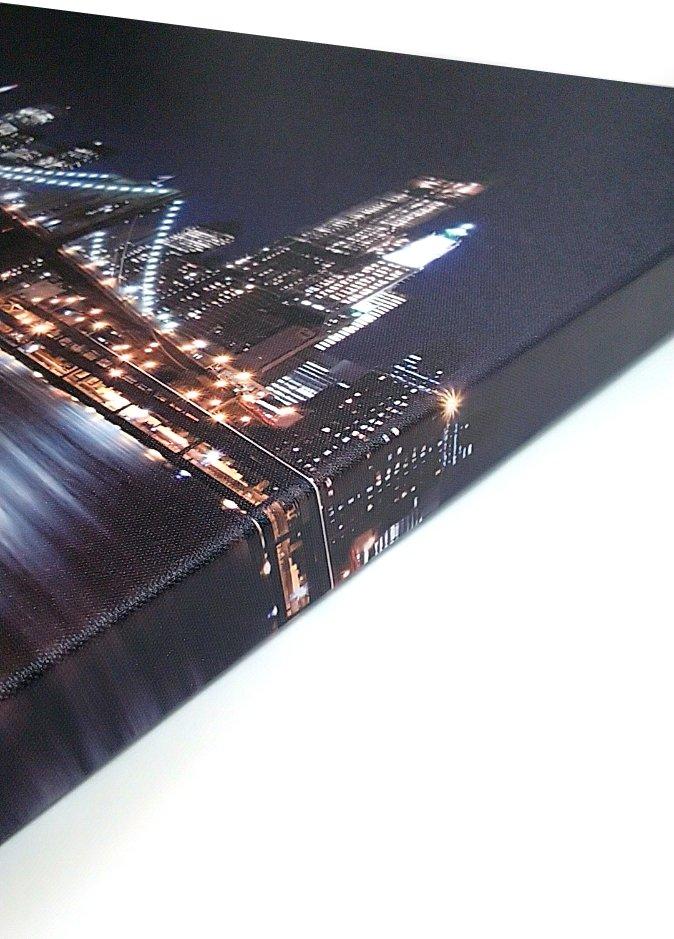 《キャンバスアート》アーバンスタイルM レインボーブリッジ(URBAN STYLE M CANVAS ART Tokyo Rainbow Bridge)