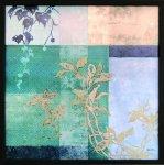 《アートフレーム》ウィンチェスター フローラル・コラージュ6(Winchester Floral Collage VI)