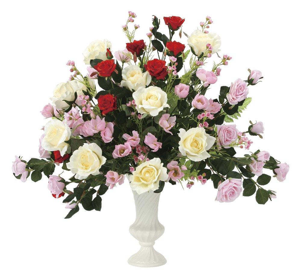 【アートフラワー 造花】プラージュカラーR〔テーブルタイプ〕/光触媒 観葉植物 ウンベラータ フェイクグリーン 花 胡蝶蘭 開店祝い 開業祝い 誕生祝い 造花 アートフレーム おしゃれ