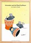 《アートフレーム》レオ・レオニ アレクサンダとぜんまいねずみ (Leo Lionni Alexander and the Wind-Up Mouse)