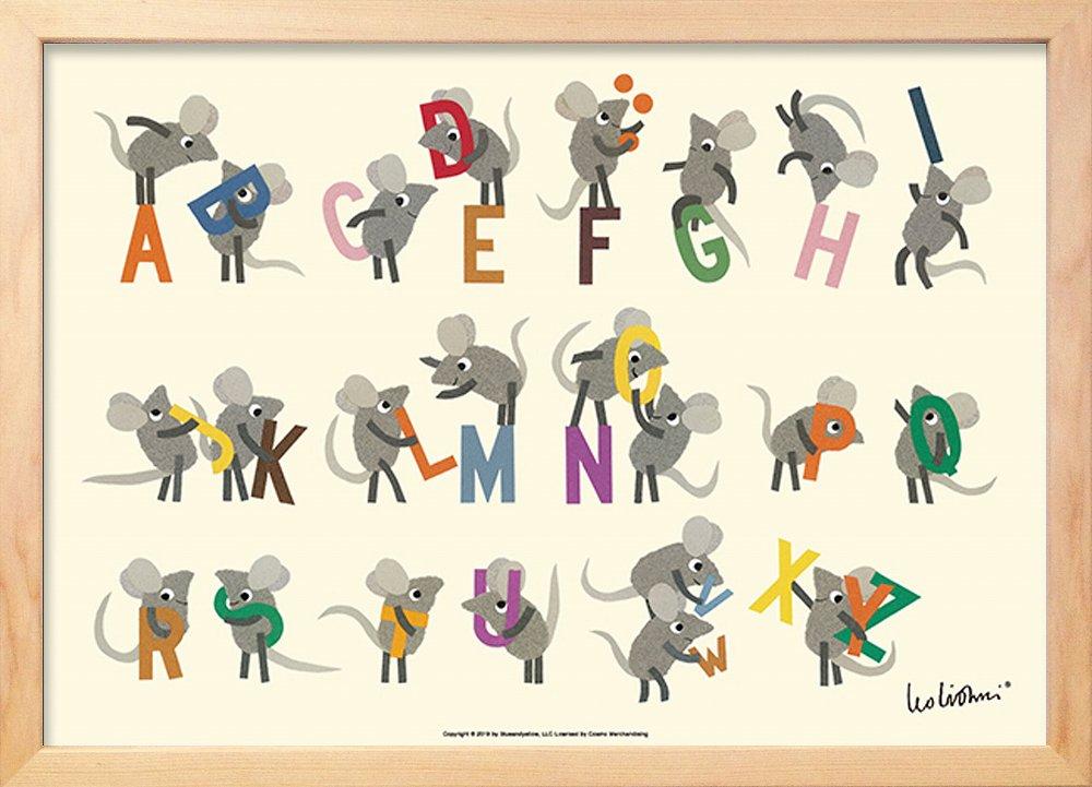 《アートフレーム》レオ・レオニ レターズ (Leo Lionni Letters)