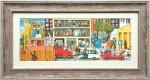 絵画 アンネゲルト フックスフーバー 2 インテリア 壁掛け 壁飾り 額入り アート リビング 玄関 トイレ プレゼント ギフト おしゃれ 飾る ポスター 風景 Lサイズ