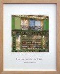 アートフレーム ゆうパケット フレンチ フォトグラフィー グロサリー パリ(パリの雑貨屋さん) インテリア 壁掛け 壁飾り アート プレゼント モダン おしゃれ 写真 風景 Sサイズ