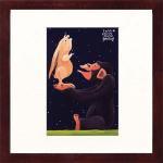 《アートフレーム》Yoshihito Takeuchi  Square Frame 611(ゆうパケット)