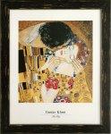 《名画アートフレーム》接吻 グスタフ・クリムト(Gustav Klimt)