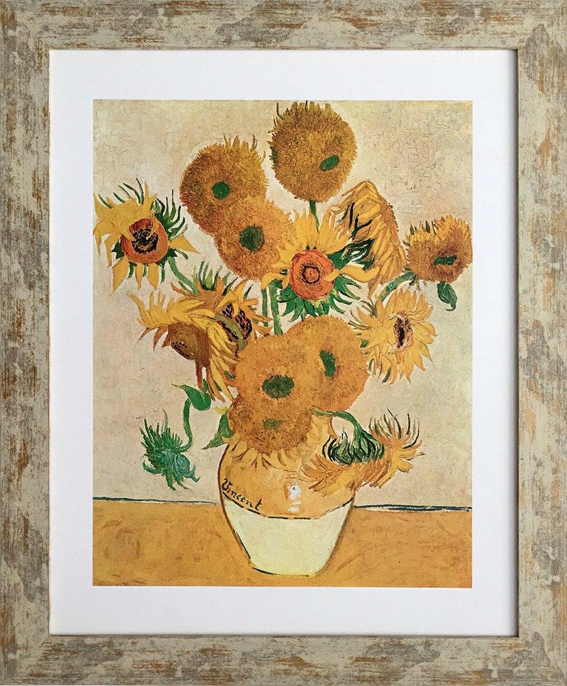 《名画アートフレーム》ひわまり ピエール=オーギュスト・ルノワール(Pierre-Auguste Renoir)