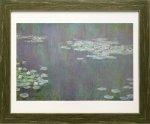 《名画アートフレーム》睡蓮 クロード・モネ(Claude Monet)