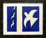《名画アートフレーム》家禽 ジョルジュ・ブラック(Georges Braque)