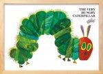 《絵画》はらぺこあおむし(The Very Hungery Caterpillar) エリック・カール(Eric Carle)