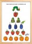 《絵画》フルーツピラミッド(Fruits Pyramid) エリック・カール(Eric Carle)
