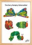 《絵画》バタフライ(Butterfly) エリック・カール(Eric Carle)