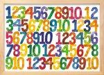 《絵画》ナンバーズ(Numbers) エリック・カール(Eric Carle)