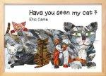 《絵画》ぼくのねこみなかった?(Have You Seen My Cat?) エリック・カール(Eric Carle)