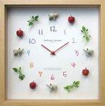 《掛け時計》ディスプレイ クロック ゾウ