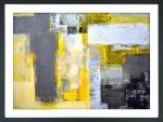 《絵画》抽象画 アクリル アンド オイル バックグラウンド