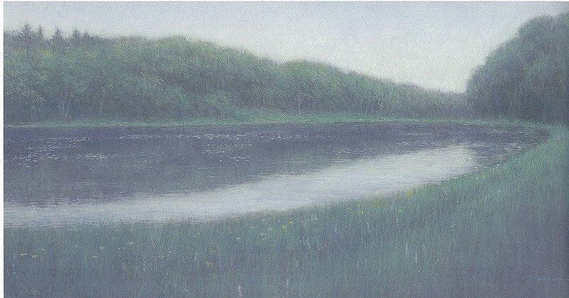 《風景画集》パステルで描く やすらぎの山河