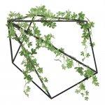 光触媒観葉植物 壁面緑化シュガーバイン 〔壁掛けタイプ〕 インテリア 緑 フェイクグリーン 壁掛け リビング アートグリーン おしゃれ 枯れない 御祝 ギフト 店舗 オフィス 展示場
