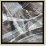 絵画 アブストラクト コレクション アルベナ フリストバ「グレイシア2」 抽象画 おしゃれ 壁掛け アート フレーム 店舗 ホテル 額付き インテリア リビング レストラン 展示場