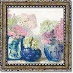 絵画 ミニゲル アートフレーム キャロル ローワン「レディ マント ブライト2」 ゆうパケット  額入り かわいい インテリア 壁飾り 絵 壁掛け 癒やし ギフト リビング 玄関 廊下 プレゼント