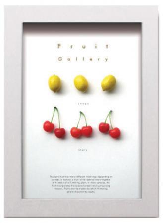 《ディスプレイ+フレーム》Display Frame Fruit-6(フルーツ6)