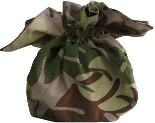 《ウエット&ティッシュカバー》CHOU wet&roll tissue Monstera/green(モンステラ/グリーン)