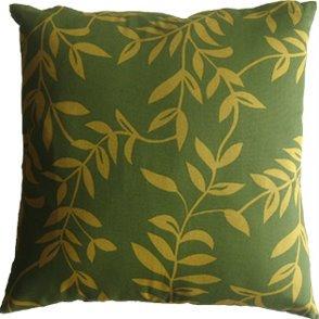 《クッションカバー》CHOU Cushion Cover Herbe Grass/bee green(ゆうパケット)