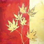 《絵画》キャンバス コレクション マティーナ セオドシウ「ゴールド・メープル」