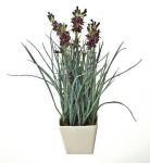 《人工観葉植物》クリエイティブフラワーアート ラベンダー