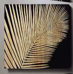ウッド スカルプチャー アート フェニックスB/ブラック