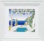 《絵画》トーマス マックナイト エーゲの庭