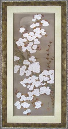 和風フレーム 秀蘭斎「桜」
